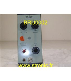 POWER SUPPLY  2805