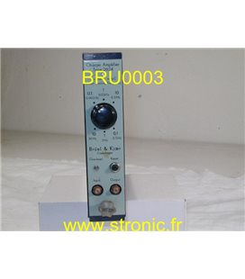CHARGE AMPLIFIER  2624