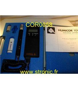 INDICATEUR HUMIDITE HUMICOR 1000