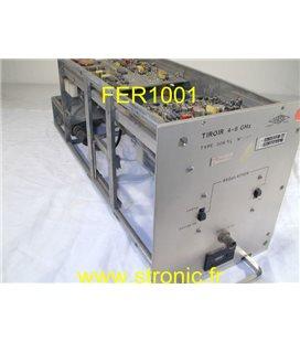 TIROIR 4-8 GHz TYPE 306 POUR GENERATEUR GH300