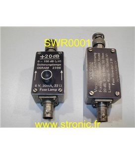 FIXED ATTENUATOR       VTS9560