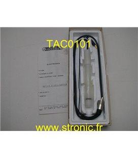 ELECTRODE DE VERRE pH   CALOMEL TMV/TS500