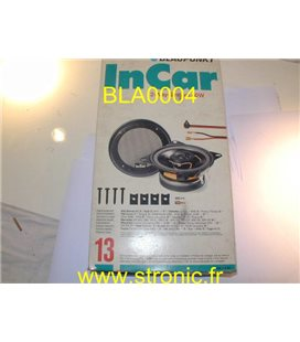 PAIRE HP 2 WAY  140mm  40 W CAR IN CAR 13