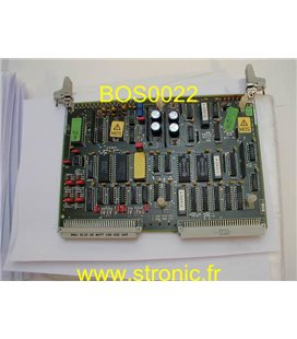 BANC DE CONTROLE CARTE ELECTR.1 688 300 757