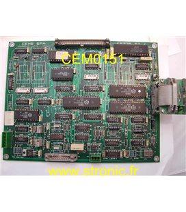 CARTE CPU
