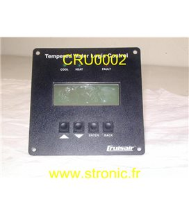 TEMPERED WATER LOGIC CONTROL TWLC