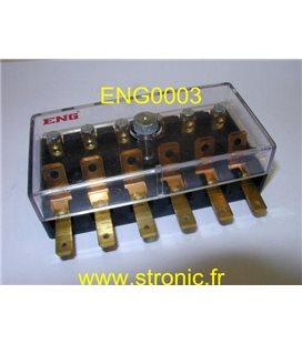 FUSE BOX 6 TERMINALS   MR 260303