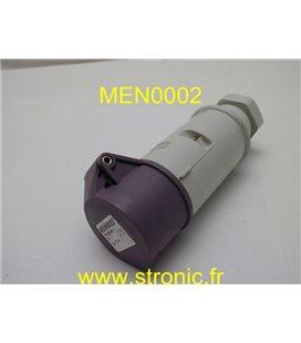 PROLONGATEUR FEMELLE 2P 20-25V 16A IP44