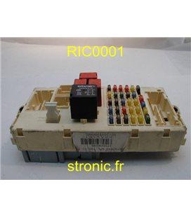 PLATINE DE CONTROLE FUSIBLES RELAIS FIAT  51759305