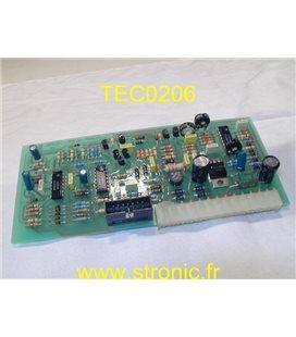 CARTE ELECTRONIQUE 4011-02.
