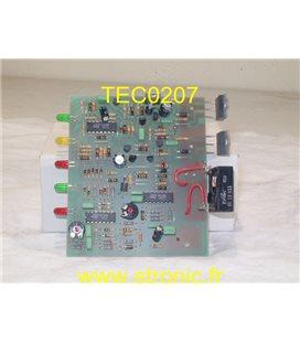 CARTE ELECTRONIQUE TECPLUS 10-90