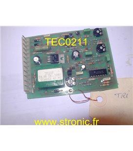 CARTE REGULATION CHARGEUR   24.80 TRI 380V