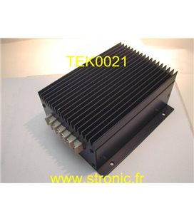 CONVERTISSEUR TENSION 80/96V // 12V  120E