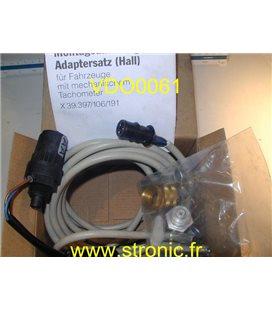 ADAPTOR SET   HALL  X39.397 /106 /191