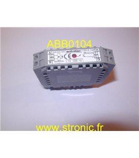 RELAIS EB01  24V AC-DC  10 022.12