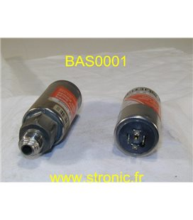 DETECTEUR DE PRESSION 2000 B G A10 01 A10A