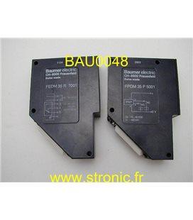 BARIERE PHOTO  FSDM35 R7001 + P5001