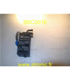 BLOC CONTACTS AUXILIAIRES CD11-01A
