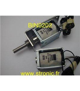 SOLENOID 4000128A02  24V DC