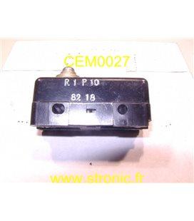 MICRO-CONTACT A BOUTON R1 P10