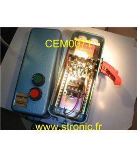 DISCONTACTEUR DS 831   220V