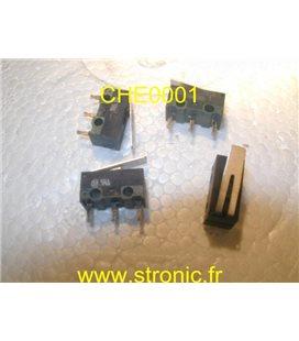 MICROSWITCH  LEVIER SG2 LA 080       X 10