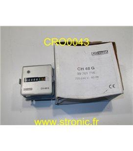 COMPTEUR HORAIRE  99761716