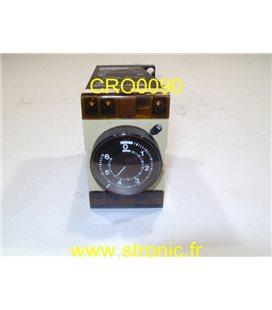 RELAIS TEMPORISE ELECTROMECA. 88 225 012