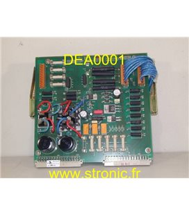 CARTE ALIMENTATION G561226200-1-2-3