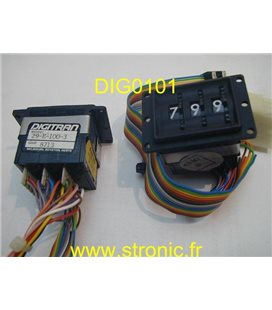 COMMUTATEUR DE SELECTION   SERIE 29000