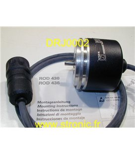 HEIDENHAIN CODEUR INCREMENTAL ROD 436 - 1000