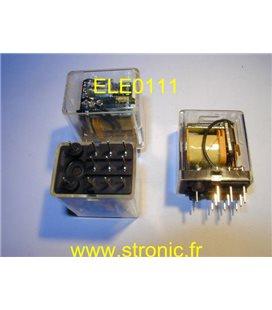 RELAIS FR11P 110V CA 3RT