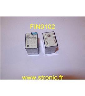 RELAIS 5532  24V   2RT 10A