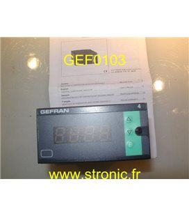 INDICATEUR DE TEMPERATURE 4T-96-4-01-1