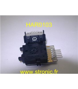 COMMUTATEUR DE SELECTION   PICO-131-AK-LS2
