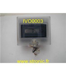 COMPTEUR HORAIRE TOTALISATEUR B121.E1C