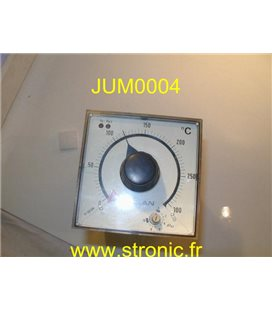 REGULATEUR TEMPERATURE  JUMO LAN
