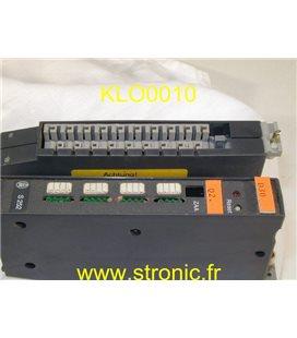 SUCOS EBE S 252 CONNECTEUR AVANT