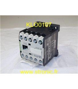 RELAIS DIL ER-31   380V 50-60Hz    2T+2R