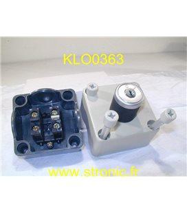 BOUTON A CLE   RS-11/KC/I