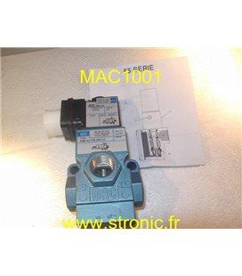 ELECTROVANNE 3 VOIES  55B-24-PE-591JJ