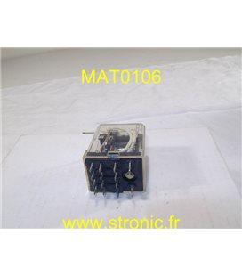 RELAIS AP33479   110V AC  4RT 3A