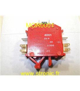 RELAIS 4001 DVP 48V CC