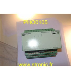 TETE DE STATION INTERBUS IBS ST ZF 24 AI 4/SF4
