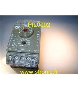 MODULE P1I - 1NB / 110V ac / 2U + MODULE I