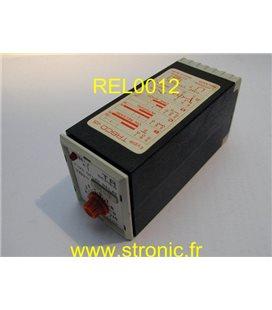 RELAIS TEMPORISE TIMECO TRBCD 45  HRS.2-24