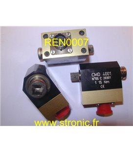 ROTARY TORQUE SENSOR 1/2 POUCE  CMD 4001