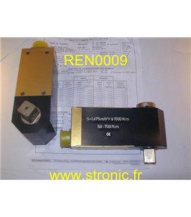 ROTARY TORQUE SENSOR 1 POUCE  CMD 5050