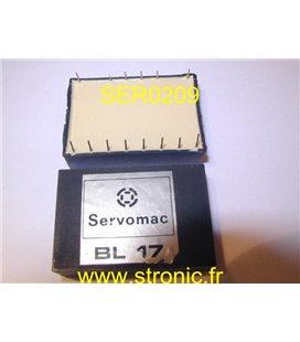 MODULE  BL 17  SERVOMAC