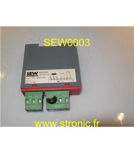 RECTIFIER MOVITRAC BME 1.5